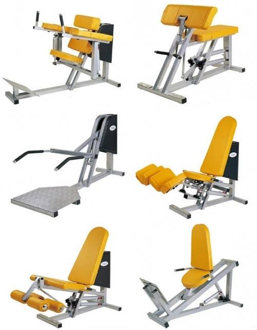 Maquinaria y equipos para gimnasio maquinas de gimnasio - Equipamiento de gimnasios ...